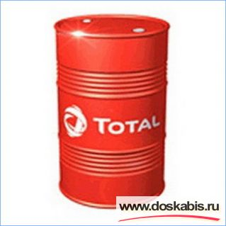 Масло моторное Total RUBIA WORKS 700 FE 10W-30